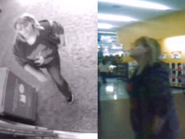 Police are asking for help in identifying this woman.