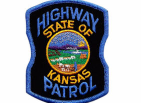 Two men led law enforcement officers on a chase that spanned several counties in two states before the getaway vehicle got stuck in the mud in northeast Kansas.