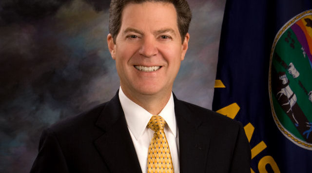 Brownback said Friday it's best to get the financing resolved soon for the National Bio- and Agro-Defense Facility planned at Kansas State University.