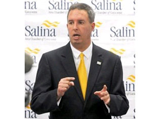 Dennis Lauver is President & CEO of the Salina Area Chamber of Commerce. He has worked for chambers of commerce in Iowa, Nebraska and Kansas. He became President/CEO of the Salina Area Chamber of Commerce in late 2006.