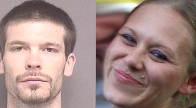 """24-year-old Joel M. Heil is a """"person of interest"""" in the disappearance of 27-year-old Kristin Tyler."""