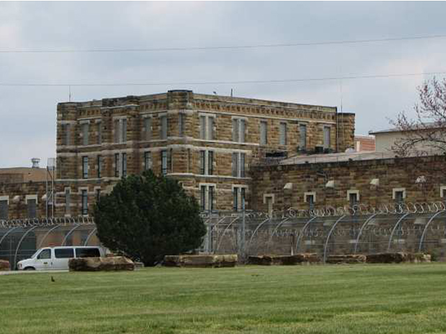 Maximum-Security Unit at Kansas Prison on Lockdown