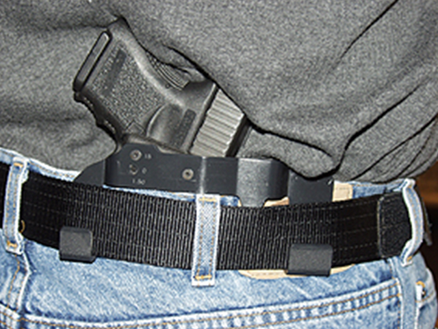Decline in Number of Concealed Carry Applications in Kansas
