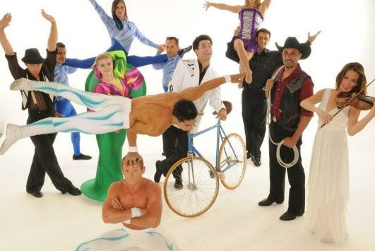 Tickets for Cirque Musica go on sale to the public on Friday, May 10 at 10 a.m.