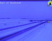 Snow and strong winds combined to close Interstate 70 in western Kansas from Goodland to Burlington, Colo., overnight.