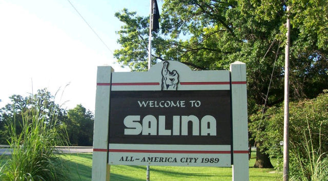 A group that is encouraging development in North Salina receives a $10,000 grant.