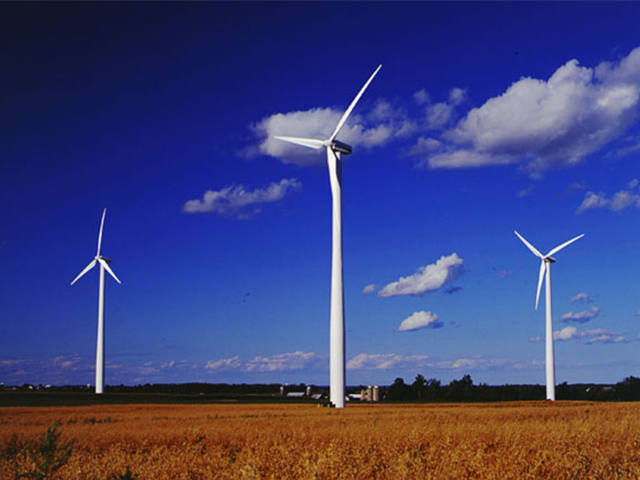 Microsoft to Use Kansas Wind Farm for Data Center