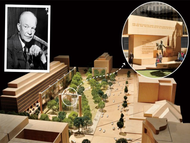 Capital Panel Gives Final Approval to Eisenhower Memorial