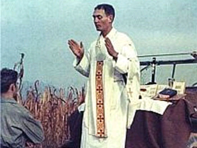 Bishop to Make Case for Kapaun Sainthood