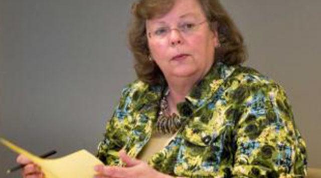 KCC spokesman Jesse Borjon said, that as of Friday, Patti Petersen-Klein is no longer employed by the commission.