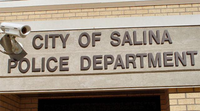 Salina Police are investigating two unrelated burglaries