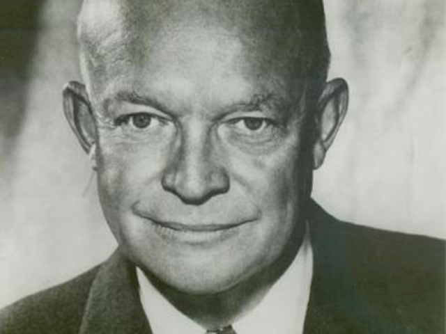New school named after Eisenhower opens in his boyhood home