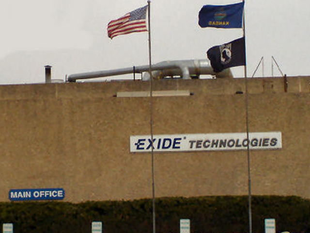 Fire Prompts Evacuation at Exide