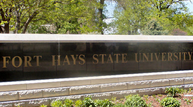 Fort Hays State University could be generating electricity from wind turbines in the next few weeks