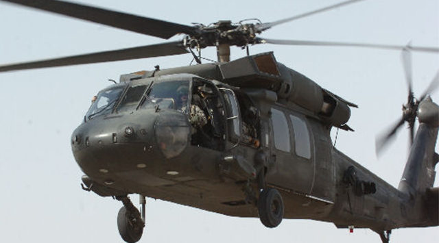 The Black Hawk helicopter unit deployed July 15, 2012 to Afghanistan in support of Operation Enduring Freedom.
