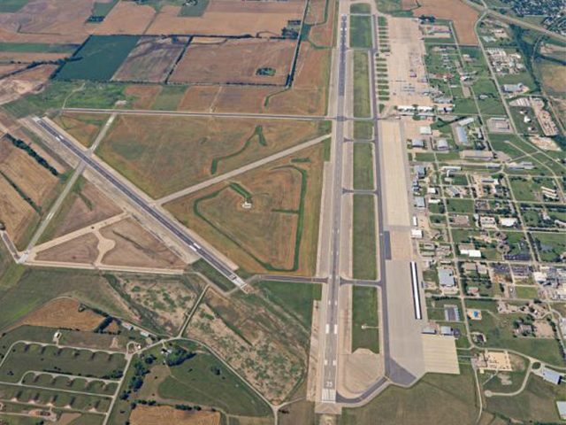 TSA to Resume Service at Salina Regional Airport