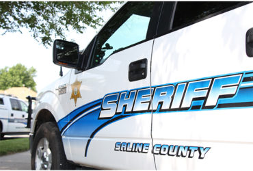 Saline County Sheriff truck