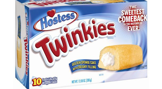 Hostess is betting on a sweet comeback for its Twinkies snack cakes when they return to store shelves next month.