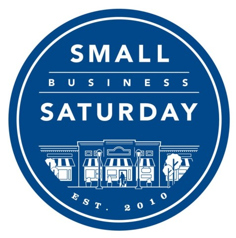 """""""Shop Small"""" on Small Business Saturday"""