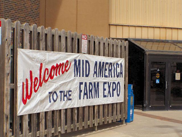 Salina Farm Expo This Week