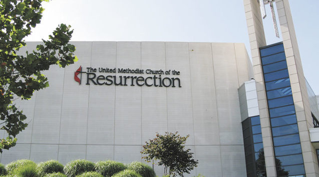 United Methodist Church of the Resurrection