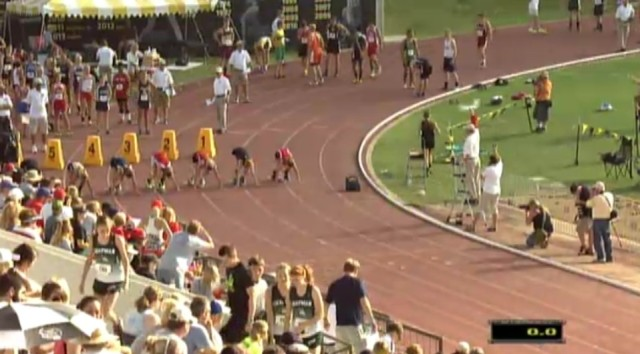 LIVE VIDEO: Kansas High School State Track