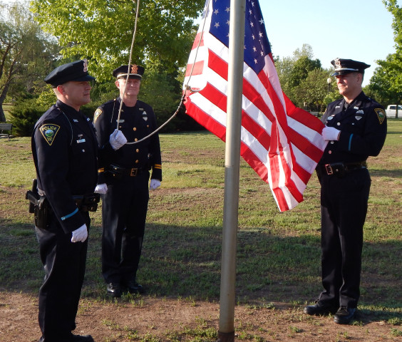 Salina To Honor Fallen Officers