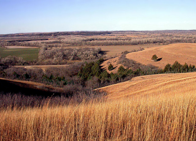 Kansas' Flint Hills Nature Trail Open for Bikers, Hikers