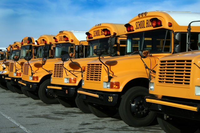 Bus Drivers To Be Used As School Custodians