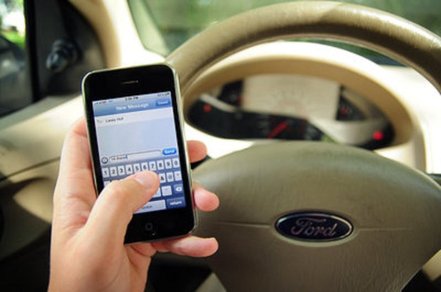 Woman sentenced for texting-while-driving fatality