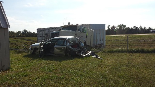 UPDATE: Two Crashes On Interstate 135