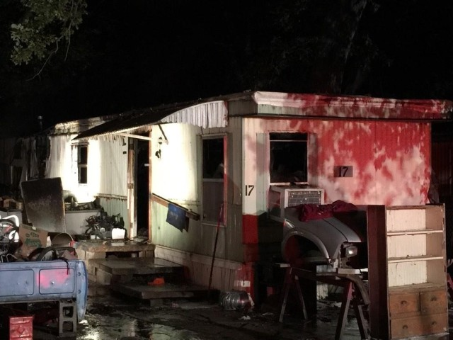 Saturday Morning Fire Damages Home