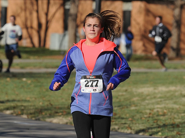 Religion Keeps Runner From Competing For State