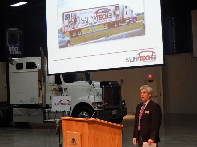 Salina Truck Driving Program To Begin