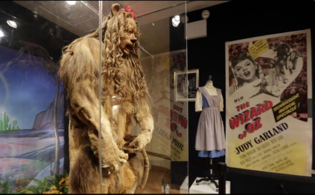 Cowardly Lion Costume Fetches Over $3 Million