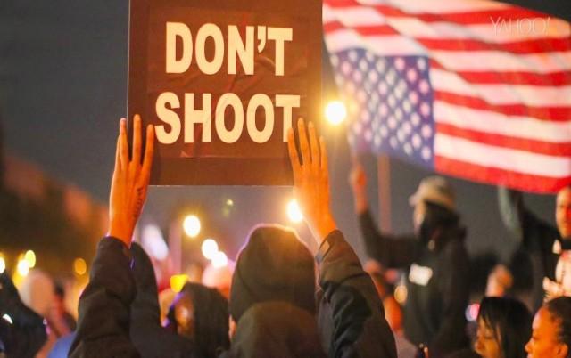 Over 80 Arrests In Violent Protests