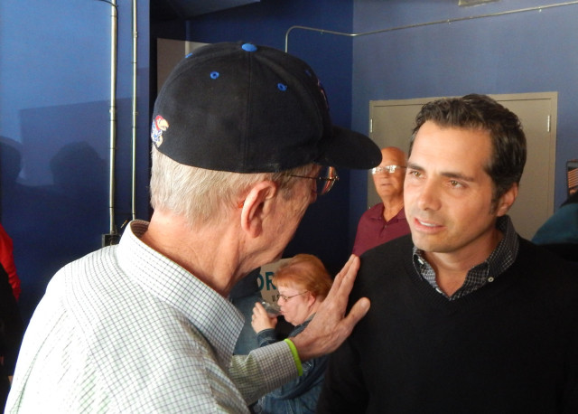 Orman Exploring Independent Governor Campaign