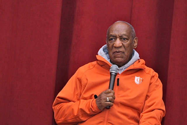Cosby not finding support in black community