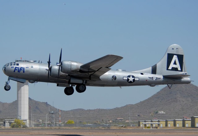 B-29 Superfortress to be back in the air by spring