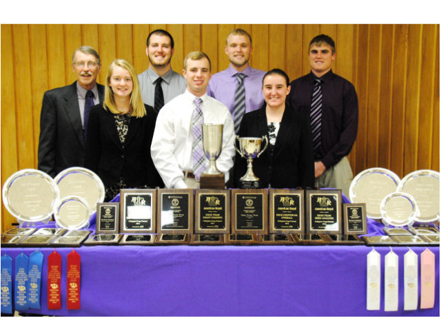 KSU Crops Team Claims 6th Straight National Championship