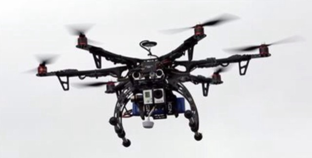 Drones Could Impact Food Supply
