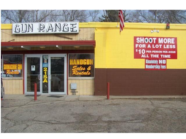 Suicide Suspected In Shooting Range Death