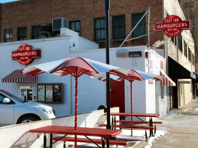 Cozy Inn Named Most Iconic Restaurant In Kansas