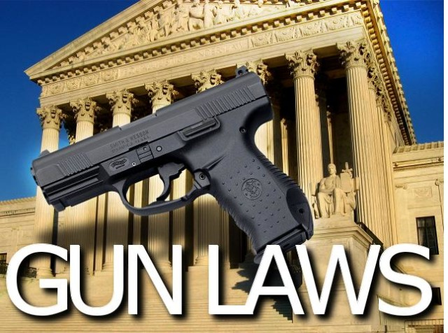 Kansas lawmakers move to block local gun regulations