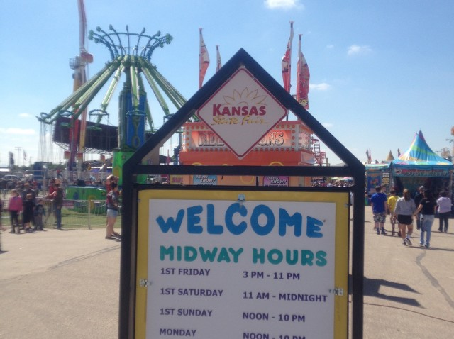 Kansas State Fair Begins