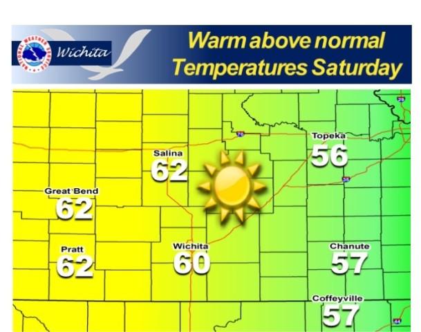 Unseasonably Warm Weekend Expected