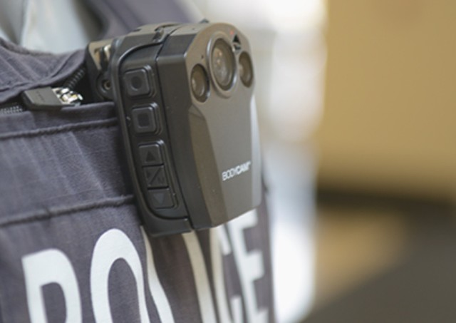 Police Body Camera Law Considered