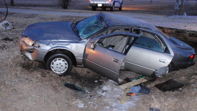 Authorities Seek Driver Who May Be Injured