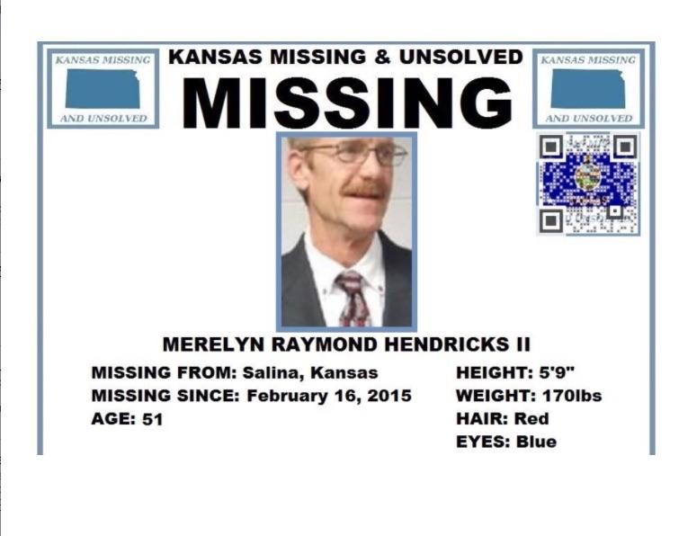 Salina Man Missing