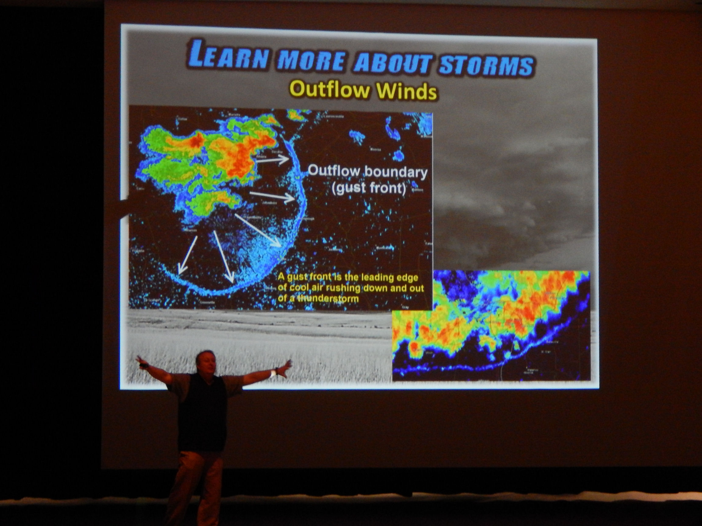 Advanced Spotter Session Planned in Salina